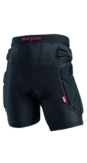 bluegrass Wolverine Shorts black